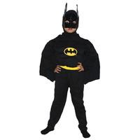 New Masquerade Batman Costumes Halloween Costumes Children's Batman Suit Batman Anime Outfit Performance Clothing