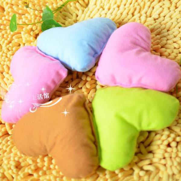 50 pcs/lot G041 plush stuffed pillow pet toy lovely stuffed and plush cushion and dog pillow(China (Mainland))
