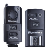 Aputure MXII-N TrigmasterII 2.4G Wireless Radio Remote Flash Trigger and Shutter Release for Nikon D90 D700 D300S D5100