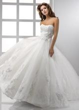 2014 promoción tiempo- limitado suelo natural- longitud blanco/marfil sirena vestidos de novia inwrought tamaños o personalizado(China (Mainland))