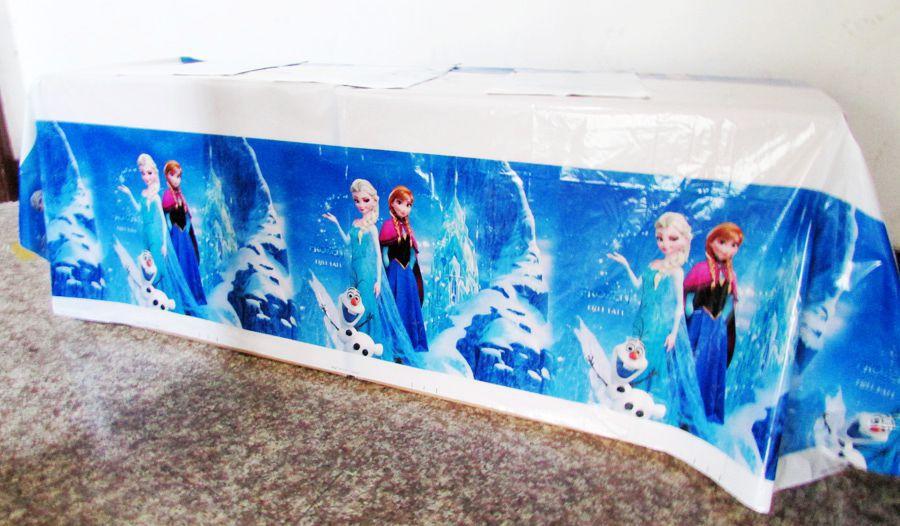 Frozen Kids Party Table Decorations