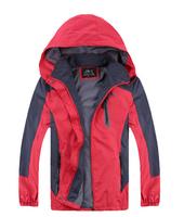 Fashion 2014 New Women Jackets  winter sports Outdoor Climbing Jackets Windproof Jacket Thick Warm Women Skiing Jacket