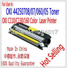 For Okidata 44250724 44250723 44250722 44250721 Toner Cartridge,Refill Toner For Oki MC160 C130 C110 Printer,For Okidata Toner