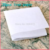20pcs big iron paper for Perler Beads fashion Hama Beads Free Shipping Guaranteed 100% Quality melty beads iron papaer