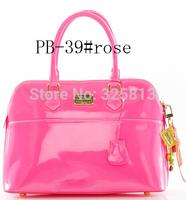 FREE SHIPPING new arrived PB Fashion women's  Handbags SIGNATURE Twister Bags I LOVE PB BNWT UK Shoulder bag PB-39#
