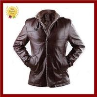 New Arrival! Autumn & winter men's genuine leather jackets ,Man motorcycle jackets,casual jacket,men Cotton coat,men clothing