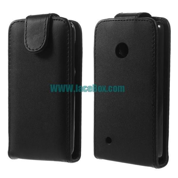 Для Nokia Lumia 530 телефон Вертикальный Кожаный Флип Чехол для Nokia Lumia 530 Rm-1017/Dual Sim RM-1019 Бесплатная Доставка