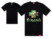 now hot fashion hip hop t-shirts High quality pink dolphin fashion men's cotton new style t shirt cheap free shipping