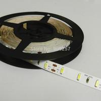 free shipping NEW 5M 7020 smd flexible LED strip cool white Super bright 300leds DC 12V NP