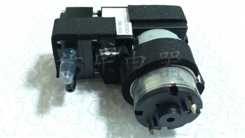 new DC 6V Mini-Size Vacuum Pump / Air Pump / Suction pump / Aspirator free shipping(China (Mainland))