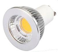 20pcs/lot  AC220 dimmable 5w cob spotlight