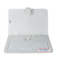 Joytone 9.7 inch white wired cover keyboard(YNK-12)