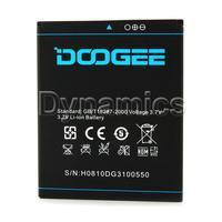 Original 2000mAh Rechargeable Lithium-ion Battery for DOOGEE DG310 smartphone