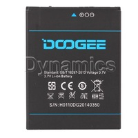 ( Original ) 3.7V 1750mAh Rechargeable Lithium-ion Battery for DOOGEE DG2014 Smart Phone