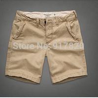 MENS CLASSIC FIT KNEE SHORTS Khaki Brand New size 30 32 34 36