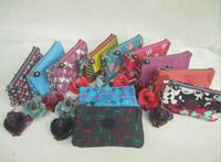 2014 Designer Women Female Nylon Wallet Clutch Zipper Purses Coin purse casual mini bag 10 color free shipping