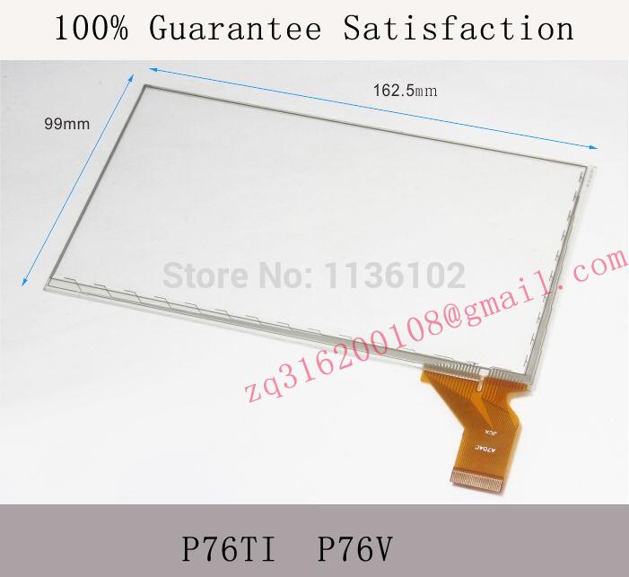 "7"" inch Brand new original teclast P76TI touch screen PB70TQ8018-WM Free shipping 5Pcs/lot(China (Mainland))"