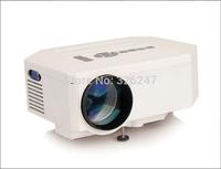 New UC30 projector Mini Led Projector Home Projector Support HDMI VGA AV USB 1080P 600:1 640*480 150 lemens portable projector