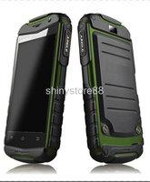 V5 Update to V5W A129W Phone Android 4.2 MTK6572W 1.0GHz 3G GPS WiFi 3.5 Inch Capacitive Screen waterproof Smart Phone