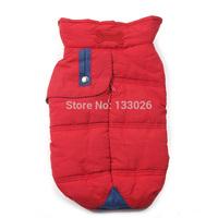 New Design Winter Dog Clothes Cute Bone Warm Padded Coats Jacket Dog Clothing Winter Pet Clothing for  for Medium Large Dogs Cat