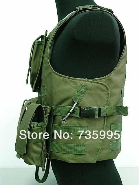 Защитный жилет N Molle Airsoft Vest 2017 new colete tatico loja artigos militares airsoft tactical vest leapers law enforcement molle swat schutzweste 2 color