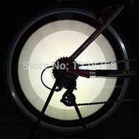 A5 Free shipping 12 PCS Bicycle Bike Wheel Spoke Reflector Reflective Mount Clip Tube Warning Strip Light Parts L0704 P