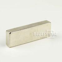 1 pc Big Bulk Super Strong N35 Block Magnet Rare Earth Neodymium 60 x 20 x 10 mm Free Shipping