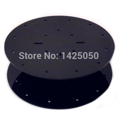 Black Round 4mm Thicnkess Acrylic Cake Pop Display Holder/Lollipop Stand(China (Mainland))