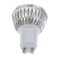 LED 4*3W GU10 Spotlight,LED Cool White bulb  free shipping