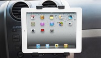 "Free Shipping  Universal Air Vent Dash Tablet PC Car Mount Stand Holder for iPad 2 3 4 5 Mini & Android Tablet 7"" - 10"" GPS/PDA"