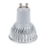 LED 4*3W GU10 Dimming light LED Spot light Bulbs High Power Downlight Cool White  free shipping