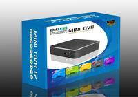 Mini HD DVB T2 Digital Terrestrial Receiver DVB-T DVB-T2 MPEG-2/-4 H.264 Support USB/HDMI Mini Set Top Box