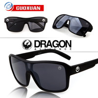 Free Shipping 1 pcs Only DRAGON Sunglass Model The Jam Remix Original Logo Coating Sunglasses Men&Women Cool Eye Glasses