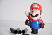 Super Mario !! Personality Gear Knob for Manual, Shifting Gear Knob Semi Universal-Car Styling