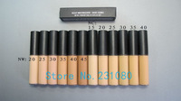 6PCS Hot!! Makeup Cosmetics Concealer Liquid Foundation 6ML SELECT MOISTURECOVER CACHE CERNES Free Shipping