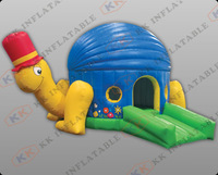 Funny  Turtle Inflatable Bouncer for Kids KKB-L024