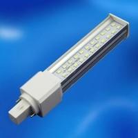 E27/G24 Screw base 6W/7W/12W LED  PL Lamp with Samsung 5630 SMD LED corn light AC110-240V for home, Commercial,  bulb light