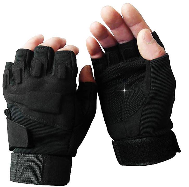 Fingerless Leather Gloves Men Fingerless Leather Gloves