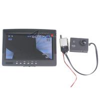 Drop Shipping SJ4000 waterproof outdoor sports camera AV line FPV video line 2014 Newest