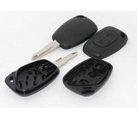 2 Button Remote Key Case Fob  For Renault Traffic Master Vivaro Movano Kangoo Uncut Blade