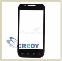 New Front Outer Screen Glass Lens for Samsung Fascinate Verizon i500 Black UK