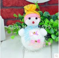 2015 New Christmas Tree Ornaments 10cm Christmas Snowman Christmas Wreath Rattan Ornaments Free Shipping Wholesales