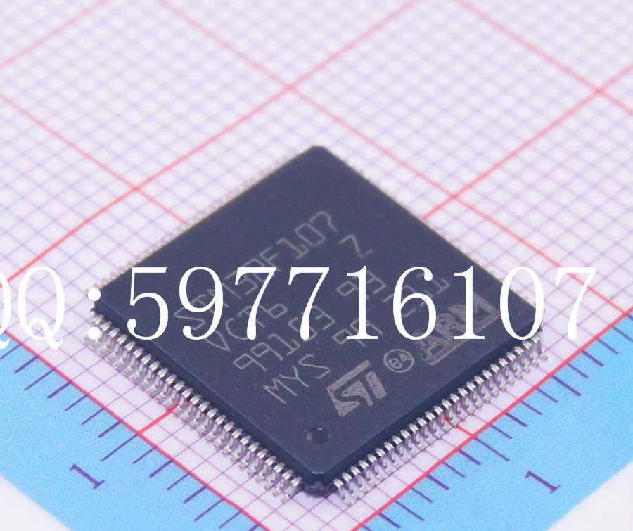 STM32F107VCT6 MCU 32-bit STM32 ARM Cortex M3 RISC 256KB Flash 2.5V/3.3V 100-Pin LQFP Tray(China (Mainland))