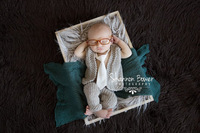 newborn photography prop baby cloths suits hand- woven wool stitch clothing set 2014 new