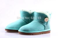 Women's 3352 International Brand snow boots,100% Natural Australia sheepskin Winter Warm Boots,Free Shipping!
