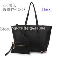 866 jet set travel Rivet famous brand with wallet WOMEN'S fashion M bag designers handbags purse lady's 2014 new totes shouldbag