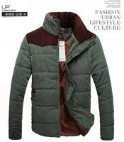 HOT New Arrival Winter Long Sleeve Men duck down vest coat Parka men's fashion down Jacket casual waistcoat
