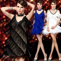 T2 New Design Tassel Women Latin Dance Dress Professional Samba Stage Latin Salsa Dresses Dance Costumes Cloth for Dancing Dress