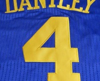 Fast send Men's Utah #4 Adrian Dantley Jerseys 100% Stitching Throwback Retro Basketball Sports Jersey Embroidery Logo