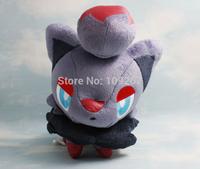 "Pokemon 10PCS 8""/21cm Zorua high quality toy Pikachu soft plush doll Hot sale"
